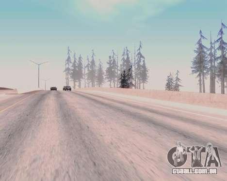 ENB Series for Low PC para GTA San Andreas terceira tela