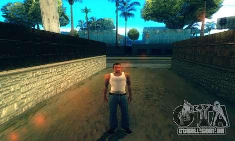 ENB Series para baixa e Média PC para GTA San Andreas