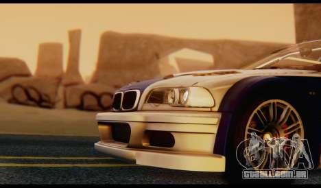 Humaiya ENB 0.248 para GTA San Andreas segunda tela