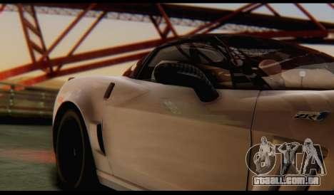 Humaiya ENB 0.248 para GTA San Andreas por diante tela