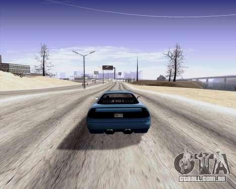 GtD ENBseries para GTA San Andreas segunda tela