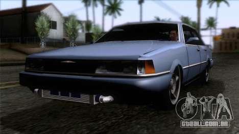 Primo GT para GTA San Andreas
