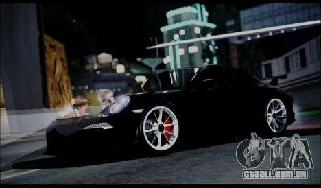 Grizzly Games ENB V2.0 para GTA San Andreas terceira tela