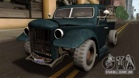 GTA 5 Bravado Rat-Loader para GTA San Andreas