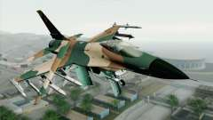 F-16C Fighting Falcon Aggressor 272