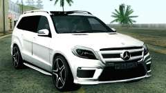 Mercedes-Benz GL63 AMG 2014