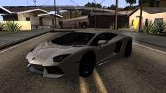 Lamborghini Aventador Tron para GTA San Andreas