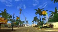 Beautiful Timecyc para GTA San Andreas