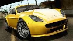 GTA 5 Dewbauchee Exemplar