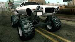 Chevrolet Camaro Z28 Monster Truck