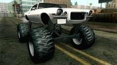 Chevrolet Camaro Z28 Monster Truck
