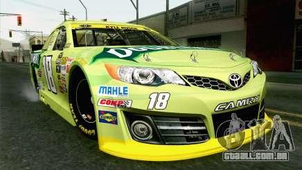 NASCAR Toyota Camry 2013 v4 para GTA San Andreas