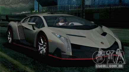 NFS Rivals Lamborghini Veneno para GTA San Andreas