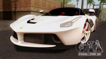 Ferrari LaFerrari 2015 para GTA San Andreas