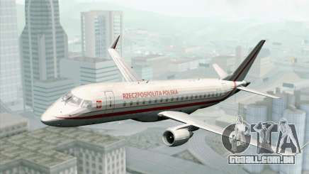 Embraer EMB-175 Republic Of Poland para GTA San Andreas
