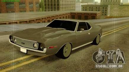 AMC AMX Brutol para GTA San Andreas