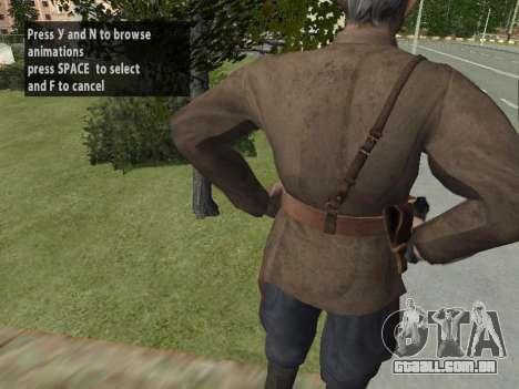 O Comissário De Markov para GTA San Andreas sétima tela