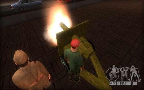 O monumento para o Dia da Vitória para GTA San Andreas terceira tela
