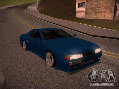 Elegy GunkinModding para GTA San Andreas