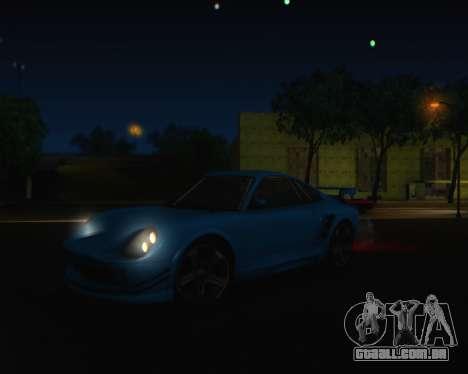ENBSeries by IE585 V2.1 para GTA San Andreas quinto tela