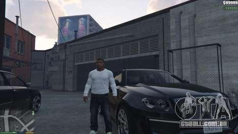 GTA 5 GTA V Treinador segundo screenshot