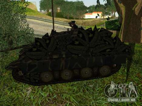Panther para o motor de GTA San Andreas