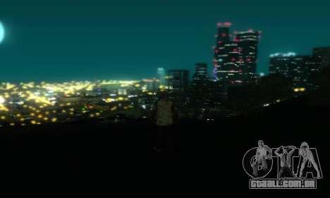 Project 2dfx 2.1 para GTA San Andreas quinto tela