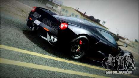 Super Realistic Project para GTA San Andreas quinto tela