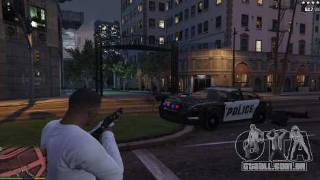 GTA 5 GTA V Treinador terceiro screenshot