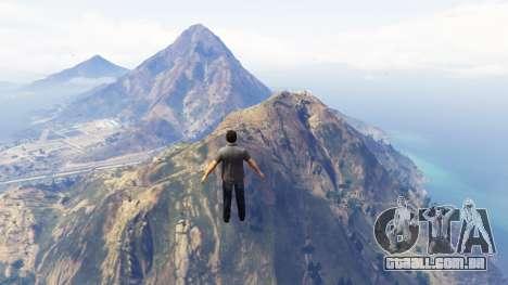 GTA 5 Noclip terceiro screenshot