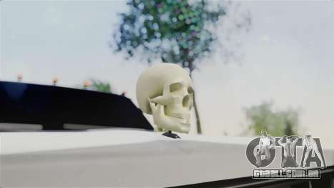 Chevrolet Suburban Dually para GTA San Andreas vista direita