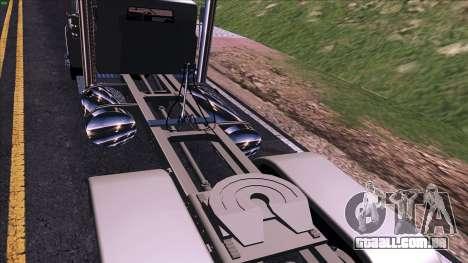 Mack RS700 Custom para GTA San Andreas vista traseira