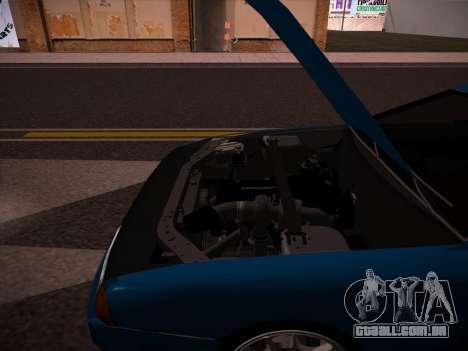Elegy GunkinModding para GTA San Andreas vista traseira