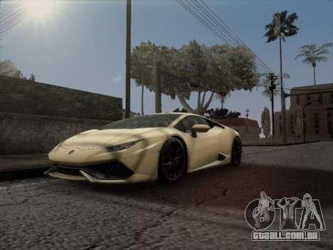 End Of Times ENB para GTA San Andreas segunda tela