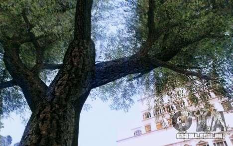 DirectX Test 1 - ReMastered para GTA San Andreas por diante tela