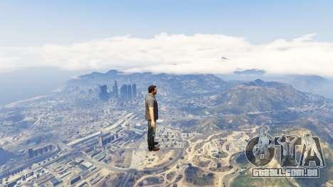 GTA 5 Noclip segundo screenshot
