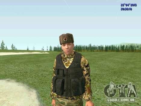 Lutador RPA para GTA San Andreas