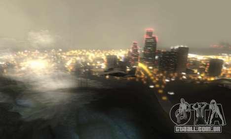 Project 2dfx 2.1 para GTA San Andreas segunda tela