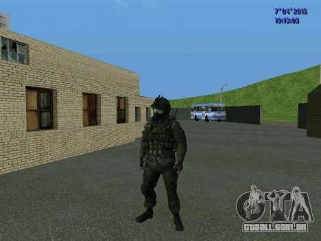 SWAT para GTA San Andreas terceira tela
