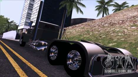 Mack RS700 Custom para GTA San Andreas vista direita