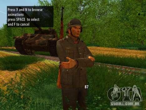 Soldados alemães para GTA San Andreas segunda tela