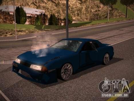 Elegy GunkinModding para GTA San Andreas vista direita