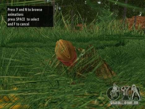 Os soldados do exército vermelho para GTA San Andreas décima primeira imagem de tela
