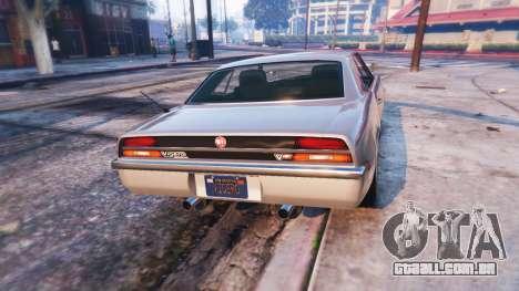 GTA 5 Customize Plate terceiro screenshot