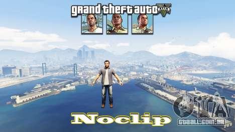 Noclip para GTA 5
