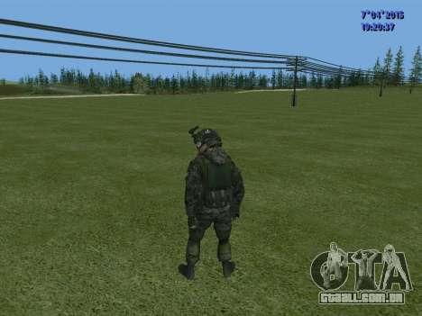 SWAT para GTA San Andreas décima primeira imagem de tela