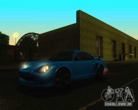 ENBSeries by IE585 V2.1 para GTA San Andreas terceira tela