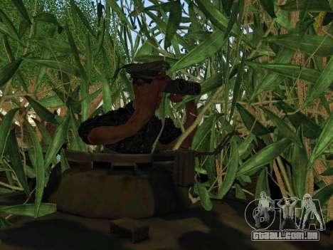 Panther para GTA San Andreas interior