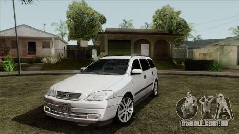 Opel Astra G Caravan 1999 para GTA San Andreas