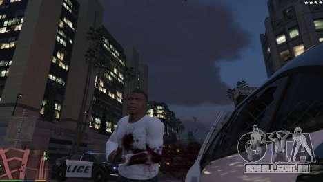 GTA 5 GTA V Treinador quarto screenshot